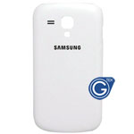 Samsung Galaxy S Duos S7562 battery cover white