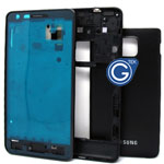 Samsung Galaxy S2 i9100 complete housing black