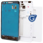 Samsung Galaxy S2 i9100 complete housing white
