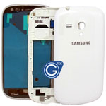 Samsung Galaxy S3 Mini i8190 housing white