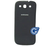 Samsung Galaxy S3 i9300 back cover black