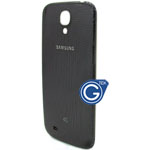 Samsung Galaxy S4 LTE(4G) i9505 back cover in black (with 4G logo)