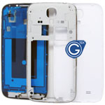 Samsung Galaxy S4 i9500 complete housing white