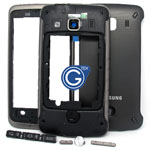 Samsung Galaxy Xcover S5690 Complete Housing Grey