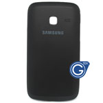 Samsung Galaxy Y Duos S6102 battery cover black