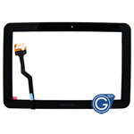 Samsung Galaxy Tab 8.9 P7300 Digitizer Touchpad in Black