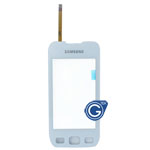 Samsung S5330, Wave533, Wave 2 Pro Digitizer Touchpad in white