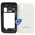 Samsung S5830, S5830i Rear housing in white