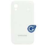 Samsung S5830,S5830i back cover in white