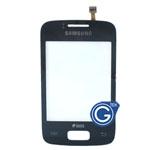 Samsung S6102, Galaxy Y Duos, GT-S6102, Samsung GT-S6102B Digitizer Touchpad Black