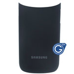 Samsung Galaxy W  i8150 battery cover black