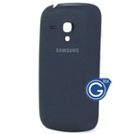 Samsung Galaxy S3 Mini i8190 back cover blue