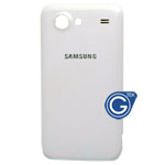 Samsung i9070 battery cover white