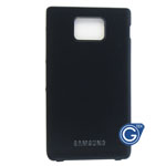 Samsung i9100 Galaxy S2 battery cover black
