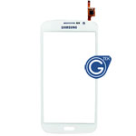 Samsung Galaxy Mega 5.8 i9150 i9152 digitizer white
