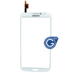 Samsung Galaxy Mega 6.3 i9200 digitizer white