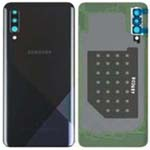 Genuine Samsung A30s SM-A307 Battery Cover In Black - Part no: GH82-20805A