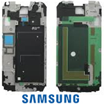 Genuine Samsung SM-G900F Galaxy S5 LCD Display Frame / Support Chassis - GH98-32029B