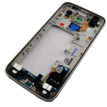 Genuine Samsung SM-G800F Galaxy S5 Mini Complete Rear Chassis with Parts- Samsung part no: GH96-07531B