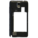 Genuine Samsung SM-N9005 Galaxy Note 3 Rear Chasis with Parts in Black- Part no: GH96-06544A  (Grade A)