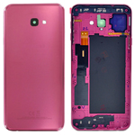 Genuine Samsung Galaxy J4+/J6+ (2018) SM-J415/SM-J610FN Battery Cover And Camera Lens In Pink - Part no:  GH82-18271C, GH82-18155C