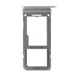 Genuine Samsung SM-G955 Galaxy S8+ Sim Card Tray Violet - GH98-41557C