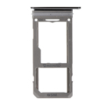 Genuine Samsung S9+Plus (G965) SIM Card Tray in Black - Part no: GH98-42576A