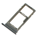 Genuine Samsung S9+Plus (G965) SIM Card Tray in Titanium Grey - Part no: GH98-42576C