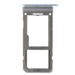 Genuine Samsung S9+Plus (G965) SIM Card Tray in Blue - Part no: GH98-42576D