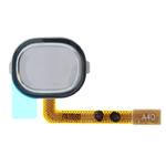 Genuine Samsung Galaxy A40 SM-A405 White Home Key Assembly - Part no: GH96-12484B