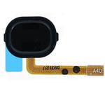 Genuine Samsung Galaxy A40 SM-A405 Black Home Key Assembly - Part no: GH96-12484A