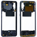 Genuine Samsung Galaxy A70 SM-A705 Black Middle Frame - Part no: GH97-23258A