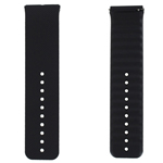 Genuine Samsung SM-R380 Gear 2, SM-R381 Gear 2 Neo Charcoal Black Adjust Strap - Part no: GH98-32314A