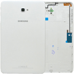 "Genuine Samsung Galaxy Tab A 10.1"" 2016 SM-T580 White Battery Cover - Part no: GH98-40212B"