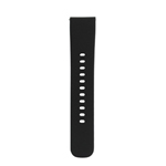 Genuine Samsung Gear Sport SM-R600 Small Black Adjust / Hole Strap - Part no: GH98-42361A