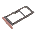 Genuine Samsung Galaxy S7 G930 Pink Gold Sim Tray - Part no: GH98-39260E