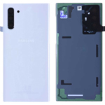 Genuine Samsung Galaxy Note 10 SM-N970 Aura White Battery Cover with Adhesive - GH82-20528B