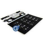 Sony ericsson T715 keypad