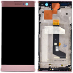 Genuine Sony Xperia XA2 LCD and Touchpad in Pink Part no: 78PC0600040