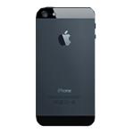 iPhone 4S ,iPhone 5 lookalike back cover in slate black