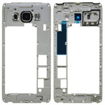 Genuine Samsung SM-J510F Galaxy J5 (2016) Middle Cover in Black- Samsung part no: GH98-39490B