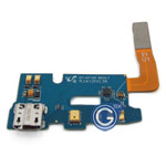 Samsung GALAXY Note II LTE N7105 charging connector flex