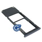 Samsung Galaxy A50 SM-A505F Sim Holder in Black