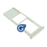 Samsung Galaxy A30 SM-A305F Sim Holder in Silver