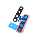 Samsung Galaxy A9 (2018) SM-A920F Camera Cover with Lens in Pink