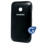 Samsung Galaxy Ace Dear S6352 back cover black