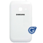 Samsung Galaxy Ace Dear S6352 back cover white