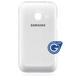 Samsung Galaxy Ace Duos S6802 back cover white