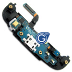 Samsung Galaxy Ace Style LTE G357F Charging Connector Flex with Board