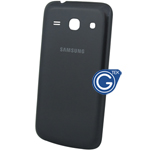 Samsung Galaxy Core Plus G3500 Battery Cover in Black